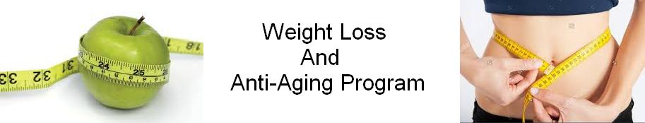 Weight Loss Anti Aging Programs