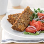 LIME & MINT LENTIL LOAF