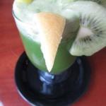 ENERGIZING FRESH JUICED GREEN DRINK