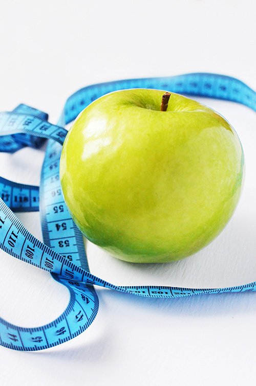 green apple janet weight loss nutritionist